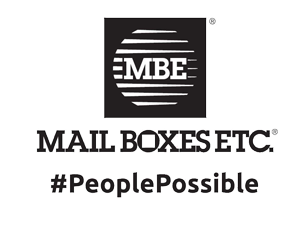 Mailboxes Etc - Sponsor des People Skills 2019 Berlin